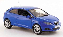 Seat Ibiza SC / Sportcoupé typ 6J Phase I 2008-2012 blau met.