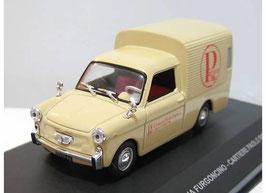 "Autobianchi Bianchia Van ""Cartiere Pigna"" 1968 beige"