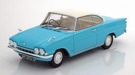 Ford Consul Capri 116E GT 1963-1964 RHD türkis / weiss