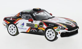 Fiat Abarth 124 RGT #39 Rallye Monte Carlo 2020 L. Caprasse / R. Herrman