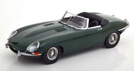 Jaguar E-Type Roadster Series I 1961-1967 LHD dunkelgrün