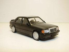 Mercedes-Benz 190 E 2.3-16V 1984-1988 schwarz