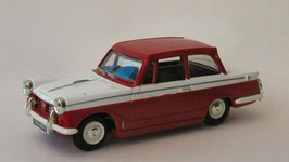 Triumph Herald Phase I 1959-1962 rot / weiss
