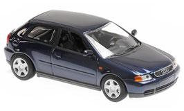 Audi A3 8L 3-Türer Phase I 1996-2000 dunkelblau met.