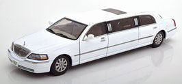 Lincoln Town Car 2003-2011 Strech-Limo weiss