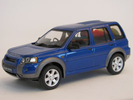 Land Rover Freelander I Phase II 2003-2006  5-Türer blau met.