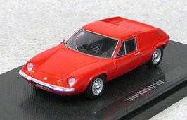Lotus Europa S2 1968-1971RHD rot