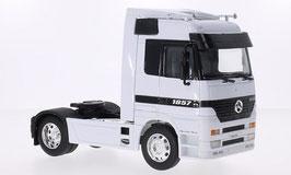 Mercedes Actros 1857 Zugmaschine 1997- 2002 weiss / schwarz