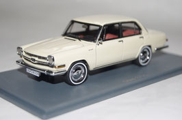 Glas 1700 Limousine 1964-1967 cremeweiss