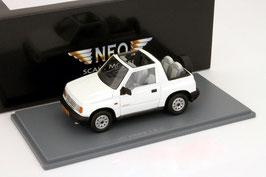 Suzuki Vitara 1.6 JLX Cabriolet 1988-1998 weiss