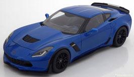 Chevrolet Corvette C7 Z06 2014-2019 dunkelblau met. / schwarz