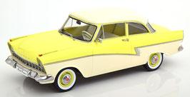 Ford Taunus 17M P2 1957-1960 gelb/ creme