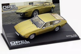 Bitter CD Coupé / Opel 1973-1979 gold met.