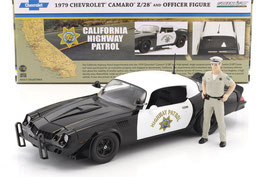 "Chevrolet Camaro II Phase III Z28 ""California Highway Patrol schwarz / weiss"""