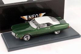 Buick Riviera MK II 1970 grün met. / weiss