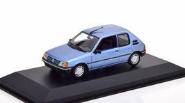 Peugeot 205 3-Türer Phase I 1983-1990 hellblau met.