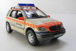 Mercedes-Benz ML 320 Zuger Polizei 2002
