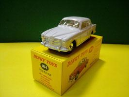 Volvo 122 S Amazon 1958-1962 creme