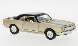 Chevrolet Camaro MK I Z-28 1966-1969 gold met. / matt-schwarz