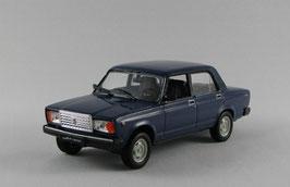 Lada 1700 / VAZ 2107 Limousine 1982-2012 dunkelblau