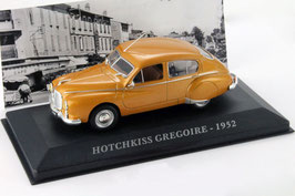 Hotchkiss Gregoire 1950-1954 copper met.