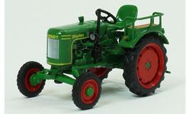 Fendt Dieselross F15 H6 Traktor 1956 grün / rot