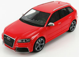 Audi RS3 Sportback 8P 2011-2012 Misano rot / silber