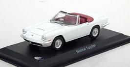 Maserati Mistral Spyder 1965-1970 weiss