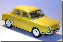Renault Dauphine 1956-1968 gelb