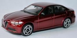 Alfa Romeo Giulia 952 seit 2016 dunkelrot met.