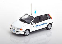 Fiat Punto I Phase I 1993-1997 San Marino Gendarmeria / Polizia weiss