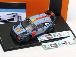 Hyundai i20 Coupé WRC Rallye 2017