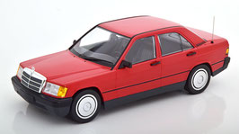 Mercedes-Benz 190 E W201 Phase 1 1982-1988 rot