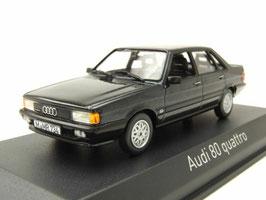 Audi 80 Quattro 1984-1986 anthrazit met.
