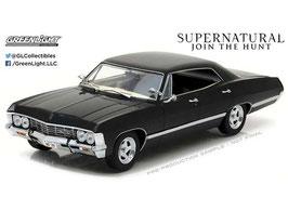 "Chevrolet Impala Sport Sedan 1967 ""TV-Serie Supernatural schwarz"""