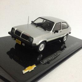 Chevrolet Chevette Hatchback S/R 1.6 1981-1982 silber met. / Brasil