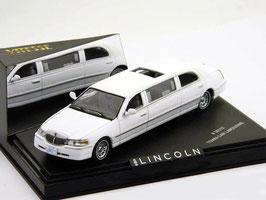 Lincoln Town Car Strech-Limousine 2000 weiss