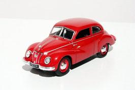 IFA F9 / DKW F89 Limousine 1950-1953 rot