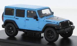 Jeep Wrangler Unilimited Big Bear 2017 hellblau / schwarz