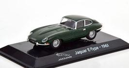 Jaguar E-Type Coupé Series I 1961-1968 dunkelgrün