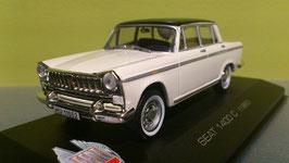 Seat 1400 C 1959-1964 weiss / schwarz