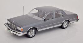 Chevrolet Caprice III Classic Phase II 1982-1987 grau met.