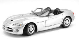 Dodge Viper RT/10 Roadster 2003-2010 silber met.