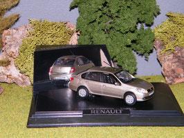 Renault Symbol Thalia II 2008-2013 beige met.