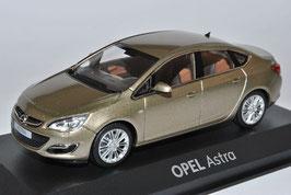Opel Astra Limousine 2012-2016 gold met.