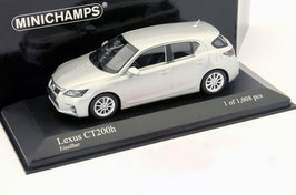 Lexus CT200h Phase I 2010-2014 Eissilber met.