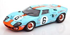 Ford GT40 MK I #6 Sieger 24h LeMans 1969 Ickx / Oliver