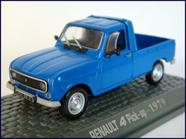 Renault 4 Pick Up 1979 blau