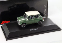 Morris Mini Cooper S MK VII 1996-2000 Mandelgrün / weiss