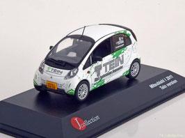 Mitsubishi i-Miev Tein Version 2011 weiss / grün / silber
